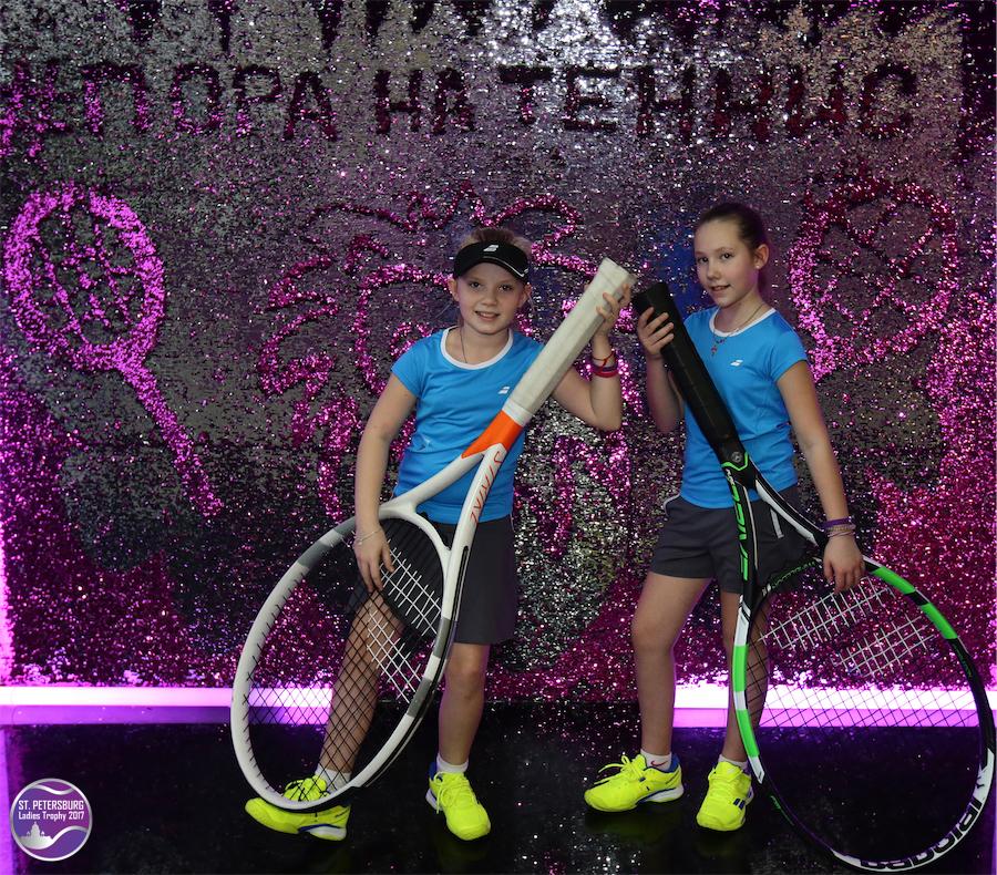 Семейный день тенниса