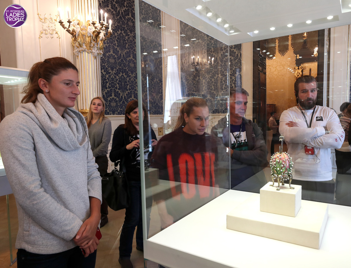 Excursion to Faberge Museum